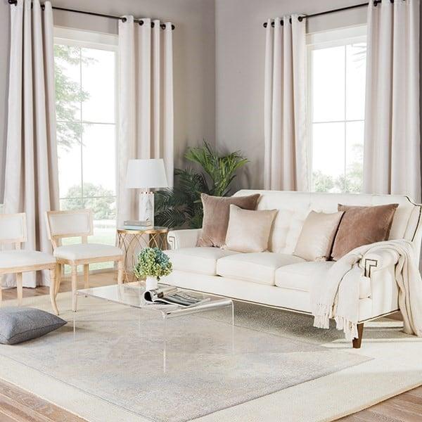 Symmetry - Stunning Formal Living Room Ideas