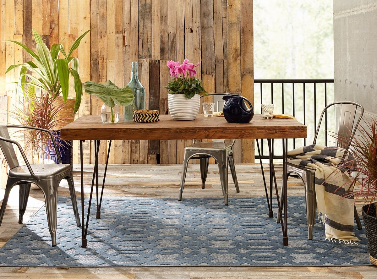 Transitional Outdoor Rug Ideas