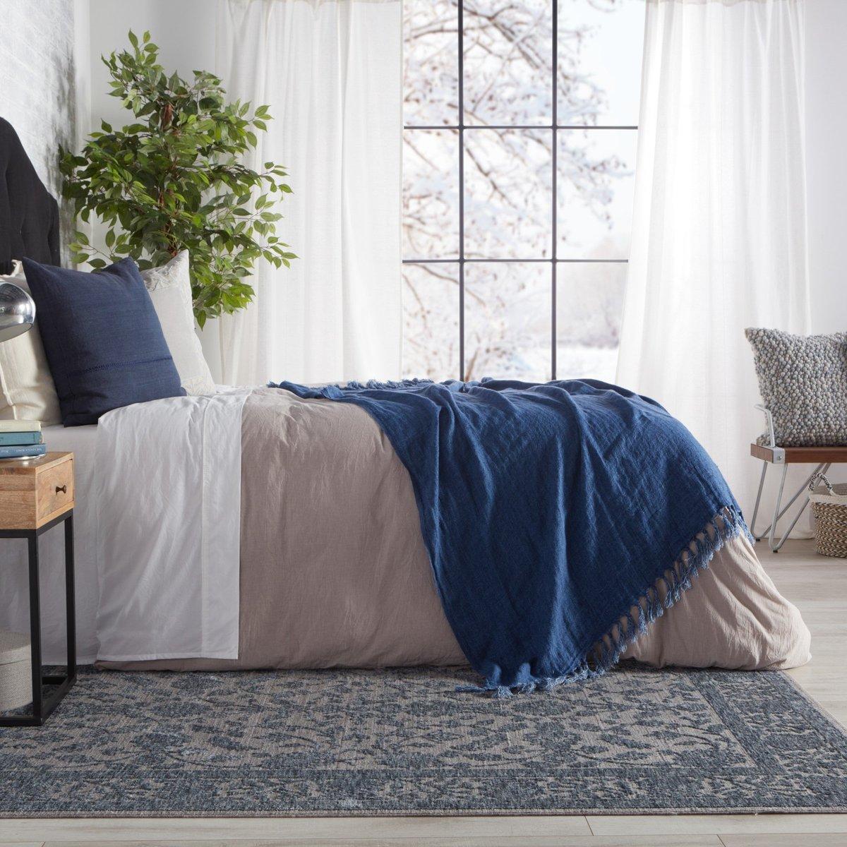 Warm Winter Nights - Bedroom Decor Ideas
