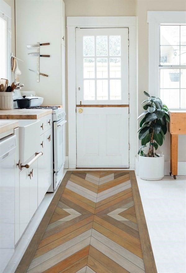 Kitchen Door Entryway Rug Ideas