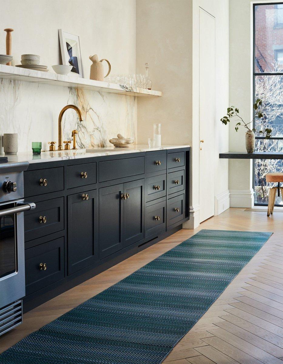 Beautiful Blues Kitchen Decor Ideas