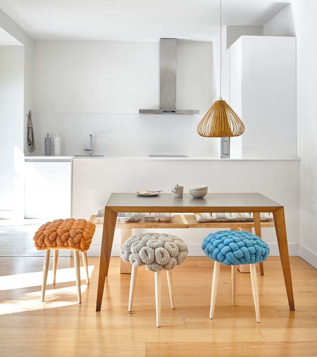 Funky Seating Dining Room Decor Ideas