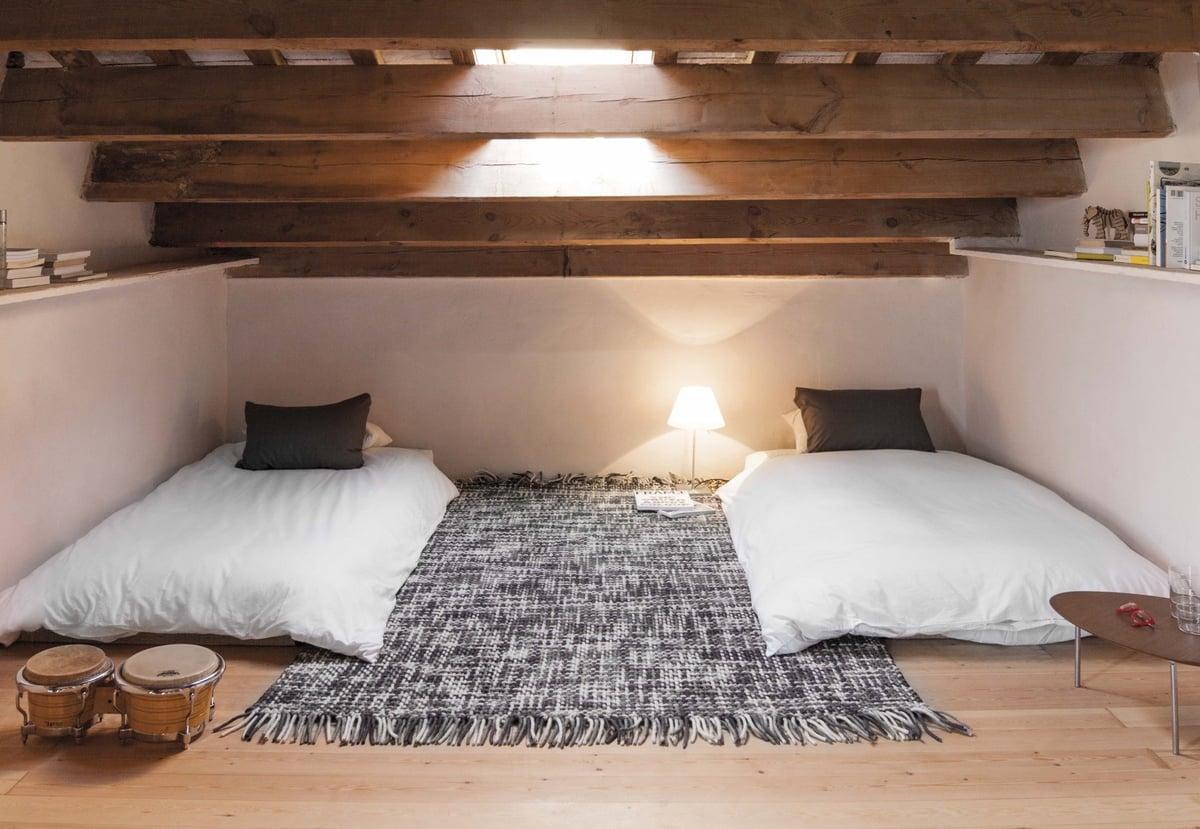 Loft Bedroom Decor Ideas