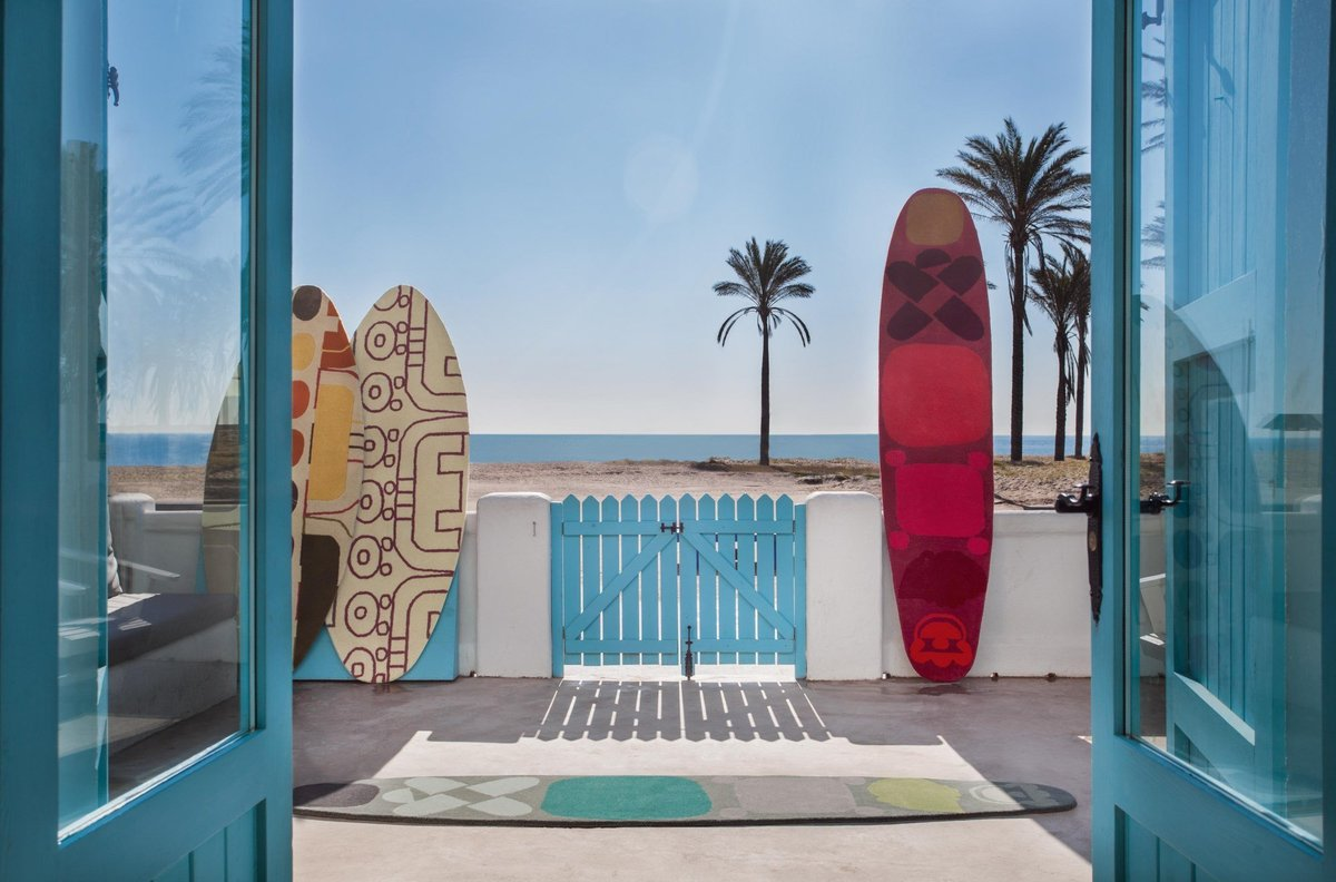 Surf Shack Outdoor Decor Ideas