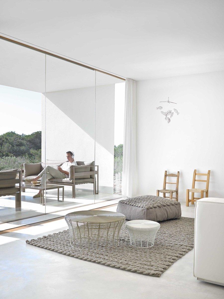 Open Concept Modern Living Room Decor Ideas