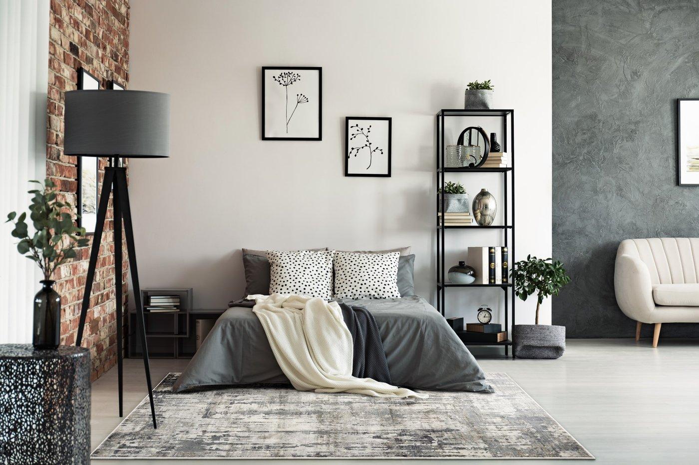 Open Space Bedroom Decor Ideas