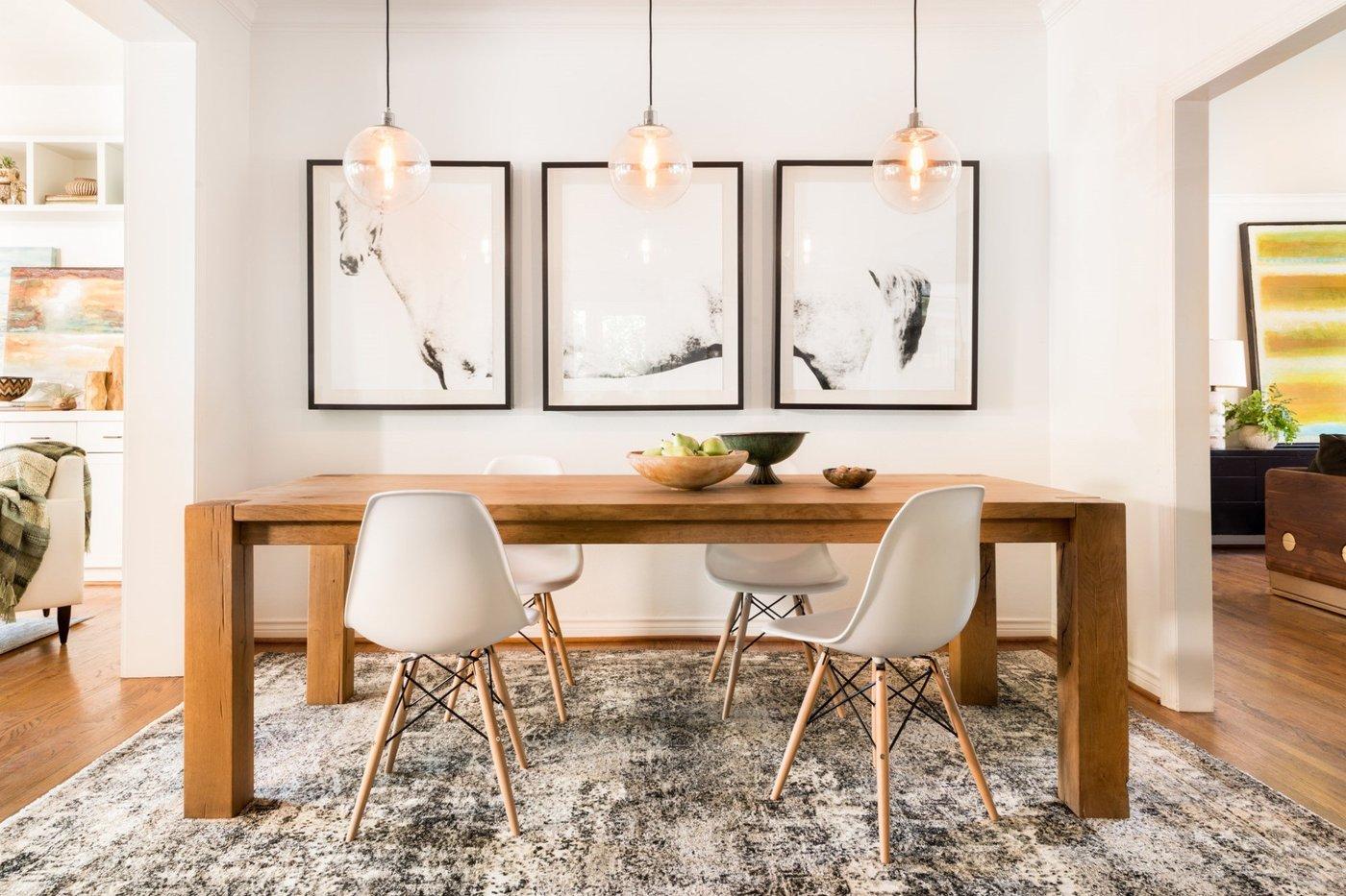 Modern Dining Room Rug Ideas