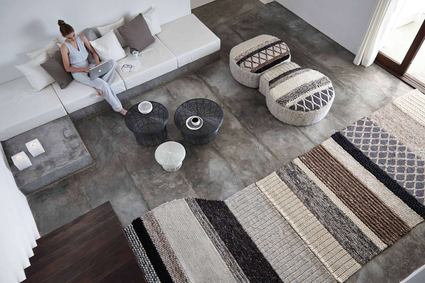 Matching Greys Living Room Decor Ideas