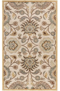 Tan And Ivory Oriental Rugs Rugs Direct