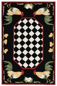 Rooster Area Rugs Direct