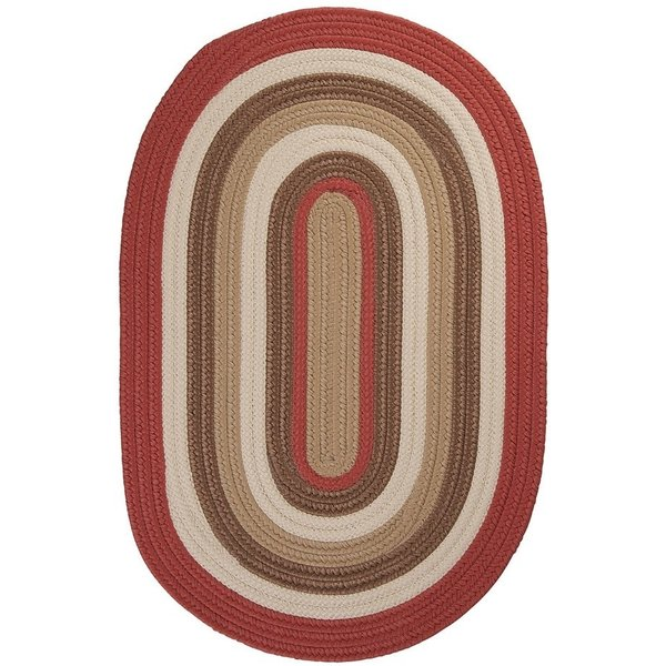 Terracotta (BN-79) Country Area Rug