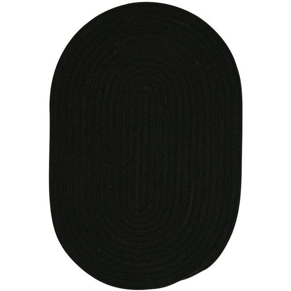 Black (WL-05) Country Area Rug