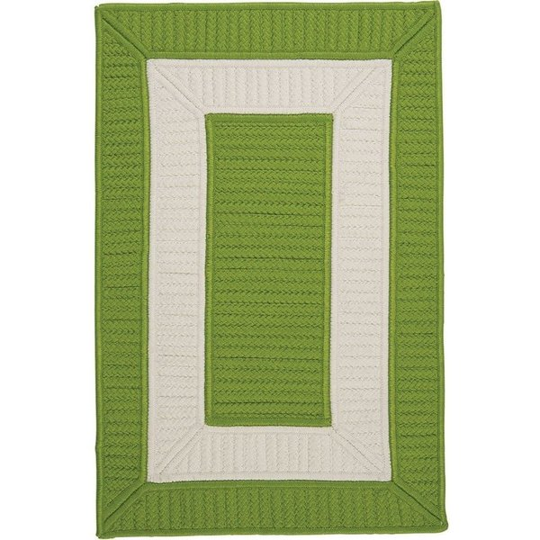 Bright Green (CB-91) Country Area Rug