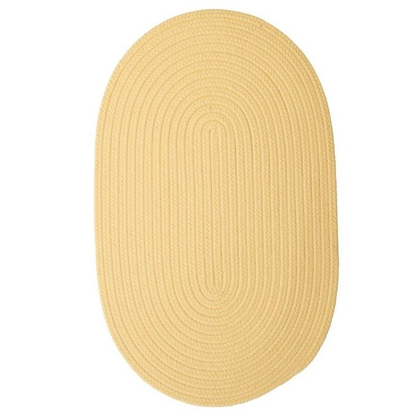 Pale Banana (BR-34) Country Area Rug