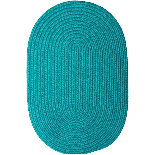 Turquoise (BR-56) Country Area Rug