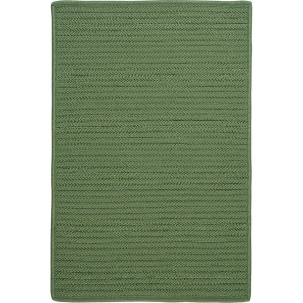 Moss Green (H-123) Country Area Rug