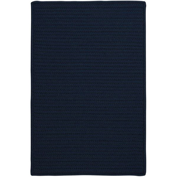 Navy (H-561) Country Area Rug