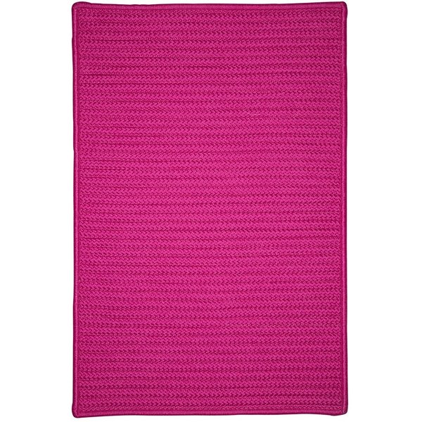 Magenta (H-930) Country Area-Rugs