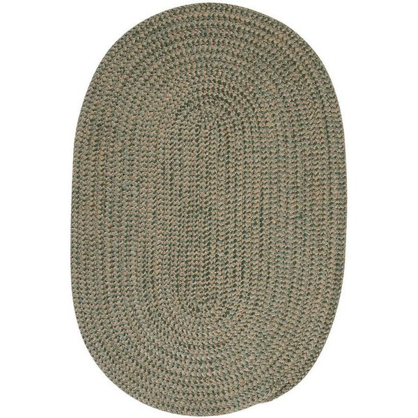 Myrtle Green (CX-16) Country Area Rug