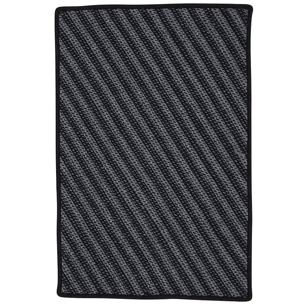 Black (BI-11) Country Area Rug
