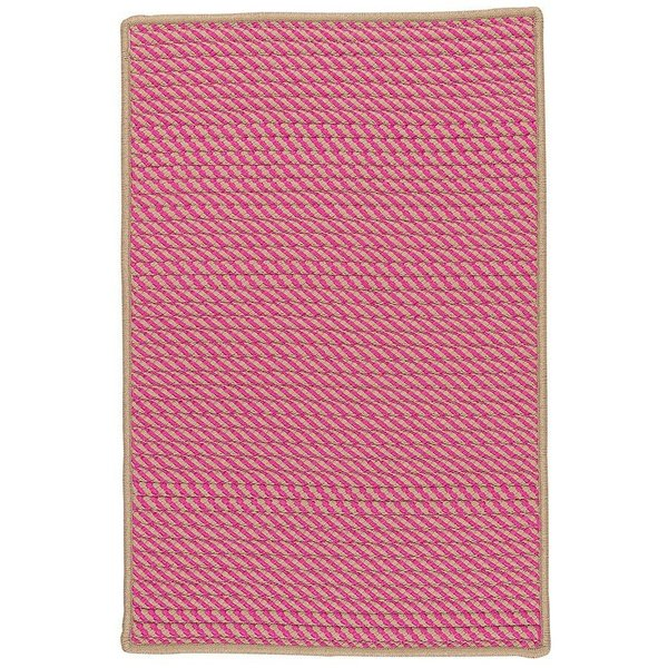Magenta, Beige (IM-73) Country Area Rug