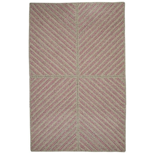 Magenta, Natural (MX-72) Country Area Rug