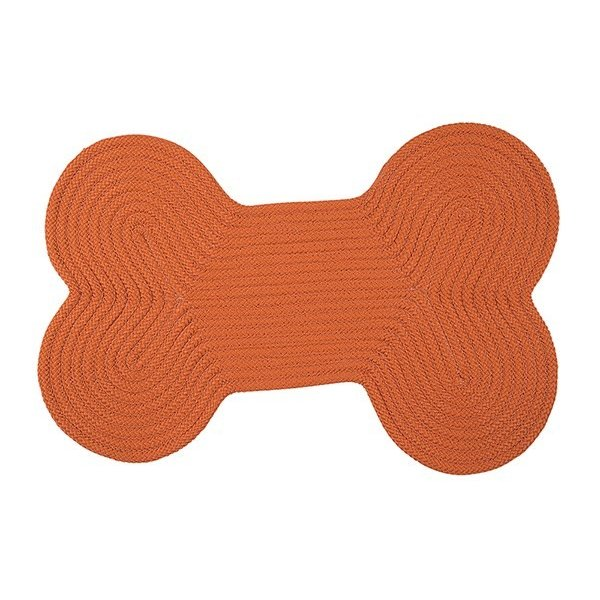 Orange (H073) Novelty / Seasonal Area Rug