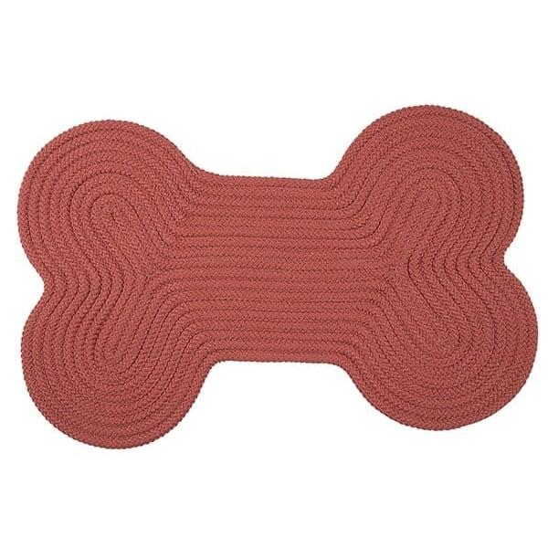 Terracotta (H104) Novelty / Seasonal Area Rug