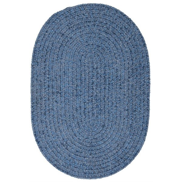 Blue (BF-04) Country Area Rug