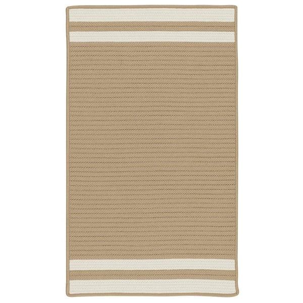 Ivory (DE-55) Striped Area Rug