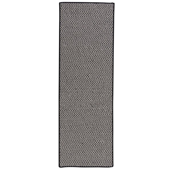 Black Lace (HB-49) Country Area Rug
