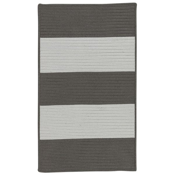 Grey (NW-16) Striped Area Rug