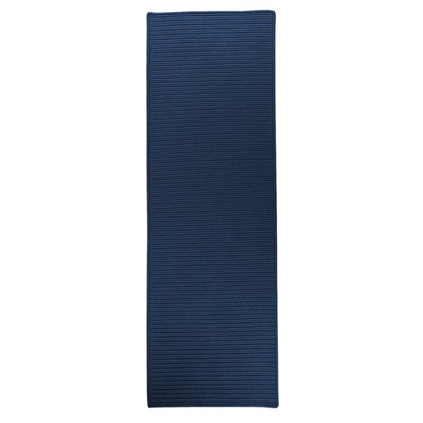 Navy (RT-53) Solid Area-Rugs