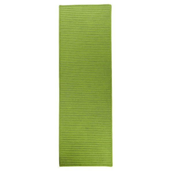 Lime (RT-65) Solid Area Rug