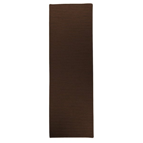 Earth Brown (RT-84) Solid Area Rug