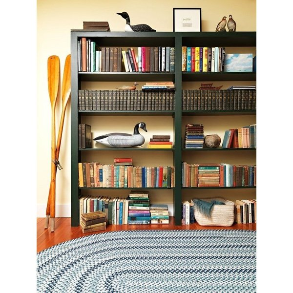 Capeside Blue (BC-53) Country Area-Rugs