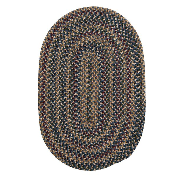 Federal Blue (TL-50) Country Area Rug