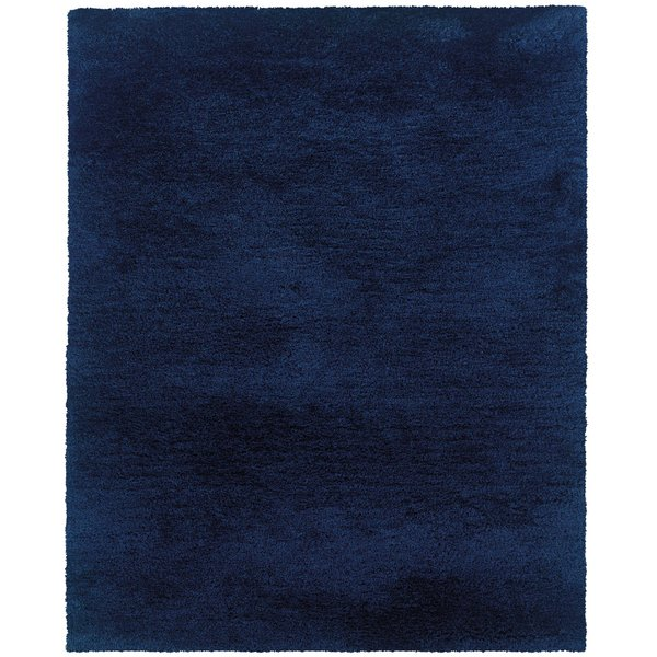 Blue (81106) Solid Area Rug