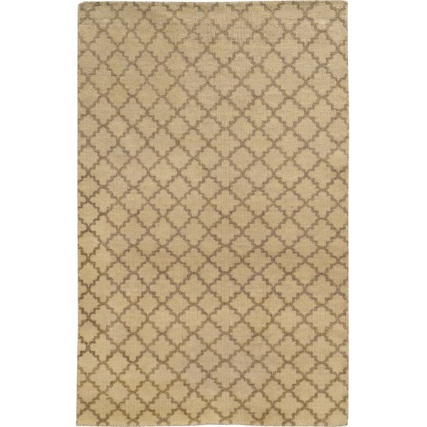 Beige, Stone Moroccan Area Rug