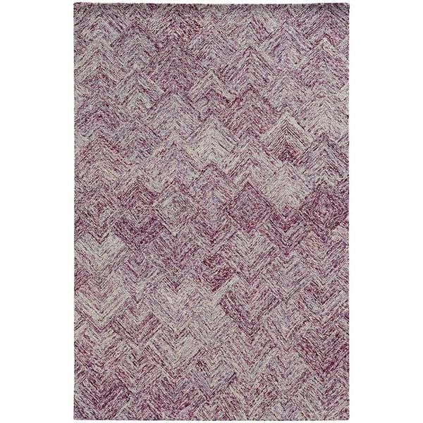 Purple (42112) Contemporary / Modern Area-Rugs