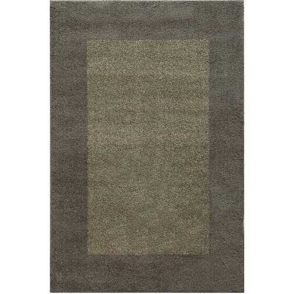 Grey, Beige (Y) Contemporary / Modern Area Rug