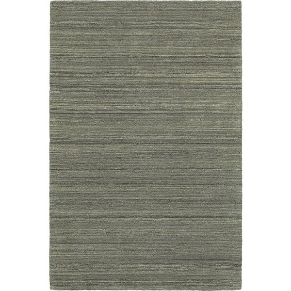 Charcoal (67000) Contemporary / Modern Area Rug