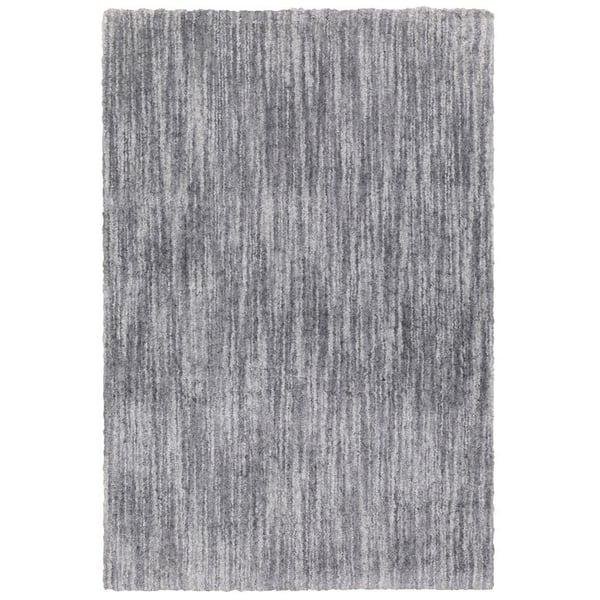 Grey (E) Shag Area-Rugs