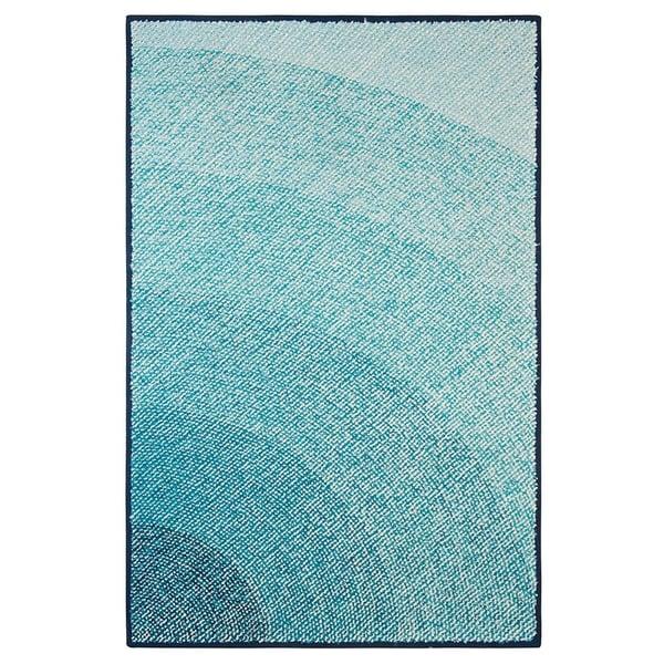 Blue (10722) Contemporary / Modern Area Rug