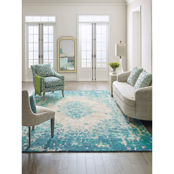 Lake (10267) Abstract Area-Rugs