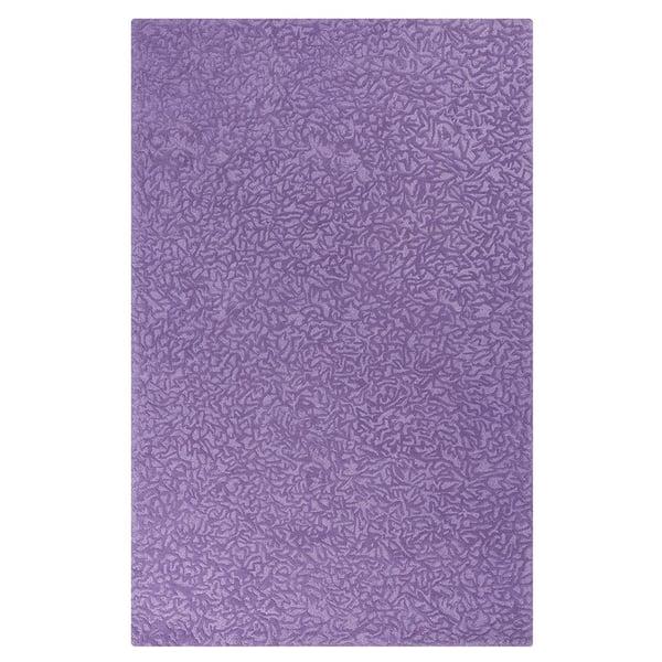 Lavender (10310) Solid Area Rug