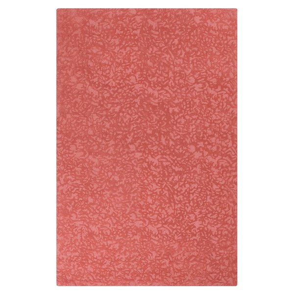 Newport Red (10310) Solid Area-Rugs