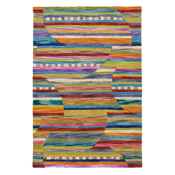 Periwinkle (18747) Contemporary / Modern Area Rug