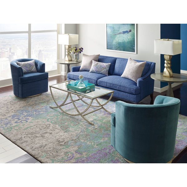 Blue (10264) Traditional / Oriental Area Rug
