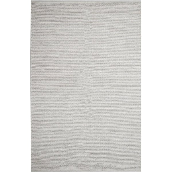 Natural Solid Area Rug